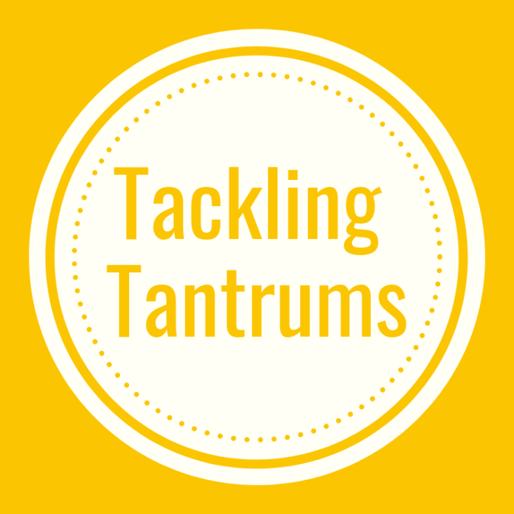 photo - tackling tantrums